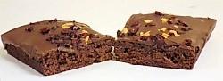 Zeeuwse Browniecake