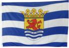 Vlag Zeeland 110 gr polyester 100x150 cm