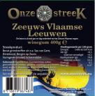 Zeeuws Vlaamse Leeuwen Winegum