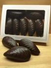 Chocolade mossel puur
