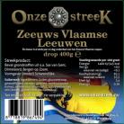 Zeeuws Vlaamse Leeuwen Drop