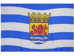 Vlag Zeeland 90x150 cm