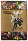 Joe en Mien reep confetti hoera chocola