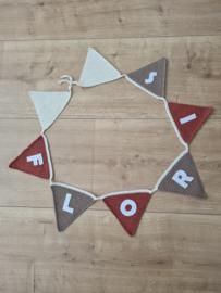 Vlaggenlijn (driehoek)