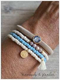 Armbandjes set Blue
