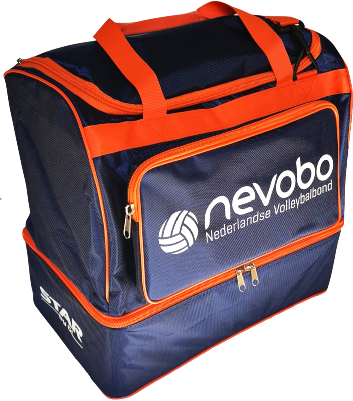Officiële Nevobo sporttas