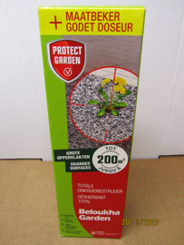 Protect garden Beloukha Garden 450Ml 200M²