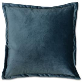 Kussen Kylie 45x45cm dark blue