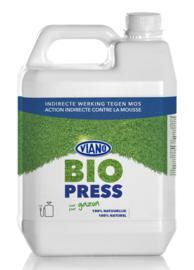 Bio-Press 5L -500M² - Natuurlijke bestrijding van mos
