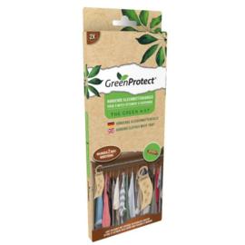 Kleermottenval Greenprotect - set van 2 stuks