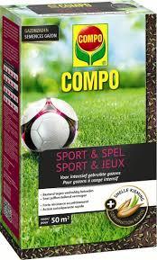 COMPO sport & spel graszaad 1kg
