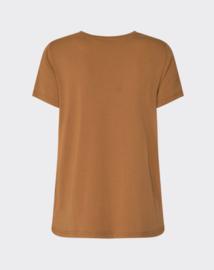 Rynah T-shirt Caramel | Minimum