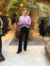 Silvia Suple Roble Wool Pants | Lois