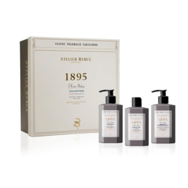 1895 Giftset with Liquid Soap, Shower Gel and Hand & Body Lotion | Atelier Rebul