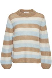Holly Stripe Pullover | Gestuz