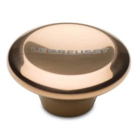 Cookware Knob in Copper (RVS) | Le Creuset