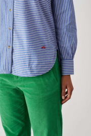 Cash Stripes Shirt | Leon & Harper