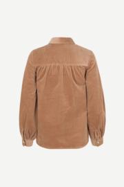Moonstone Shirt Camel | Samsøe Samsøe