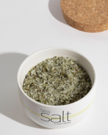 Mediterranean Herbs Sea Salt | Neolea