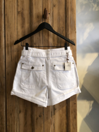Chile High Rise Denim Shorts | Sessun