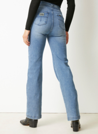 Meryl Harry Belted Jeans | Lois