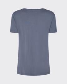Rynah T-Shirt China Blue | Minimum