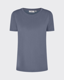 Rynah T-shirt China Blue | Minimum