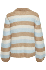 Holly Stripe Pullover | Gestuz