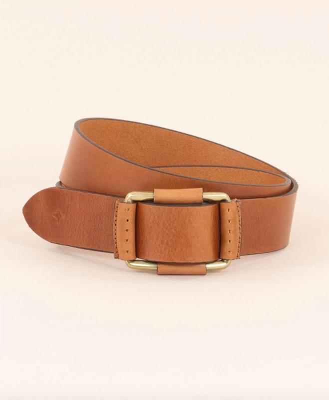 Giulio T Leather Belt | Sessùn