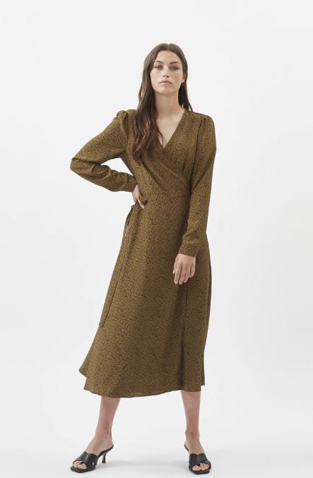 Elastica IS Maxi Dress | Minimum