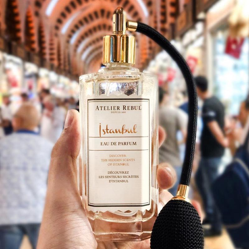 Istanbul Eau De Parfum 125ml   Atelier Rebul
