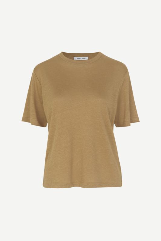 Doretta T-Shirt Dijon | Samsøe Samsøe