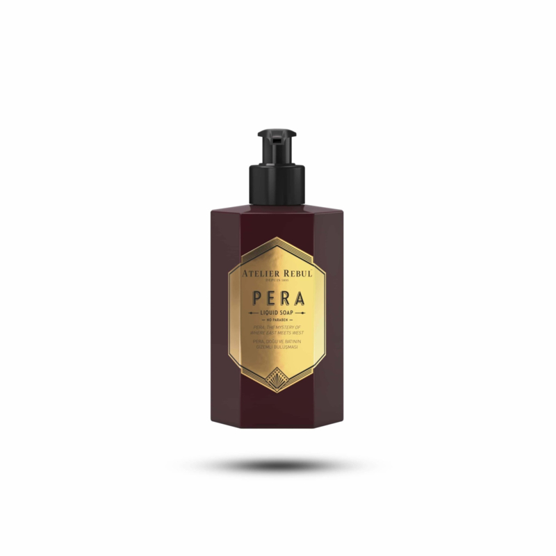 Pera Liquid Soap 250ml | Atelier Rebul