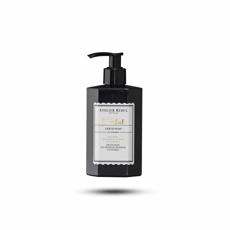 Istanbul Liquid Soap 250ml | Atelier Rebul