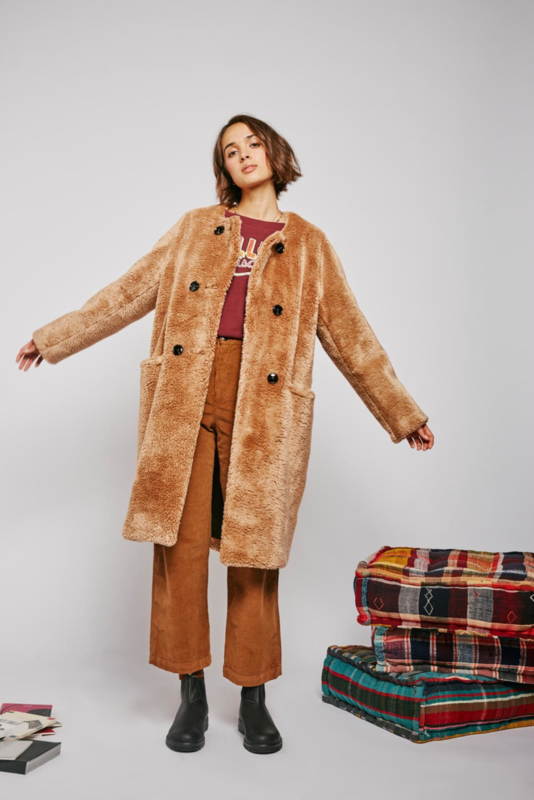Vizir Fur Coat | Leon & Harper