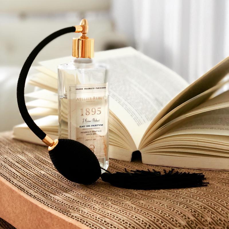 1895 Eau De Parfum 125ml | Atelier Rebul