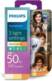 Philips Sceneswitch  Led GU10