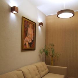 Bloqq / Cleoni Caspe wandlamp