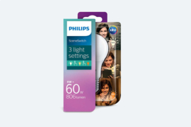 Philips Sceneswitch Led E27 mat