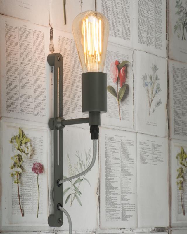 Seattle wandlamp