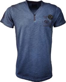 T-shirt Canadian Peak Isla Heren Marine