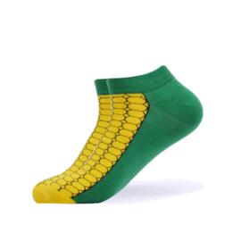 Vrolijke Sokken Maiskolf Maat 41-46