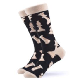 Vrolijke Sokken Schaken Maat 41-46