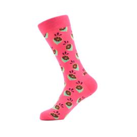 Vrolijke Sokken Guave Maat 41-46