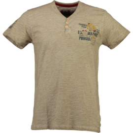 T-shirt Canadian Peak Isla Heren Beige