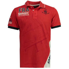Polo Geographical Norway Kardashian Heren Red