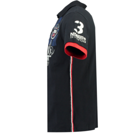 Polo Geographical Norway Kaco Heren Navy