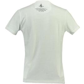 T-shirt Geographical Norway Jandinsky Heren White