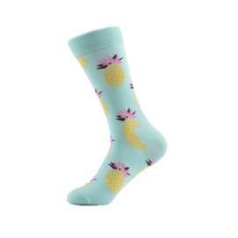Vrolijke Sokken Ananas Maat 41-46