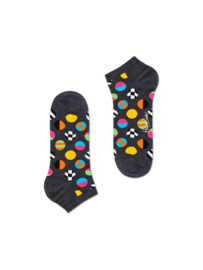 Happy Socks Clashing Dot Low Socks Maat 36-40